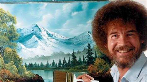 bob ross paintings by episode twitch bringing bob ross the of painting back every