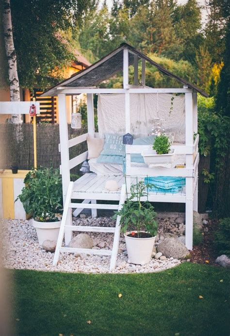 diy she shed make an adorable garden playhouse or she shed in your