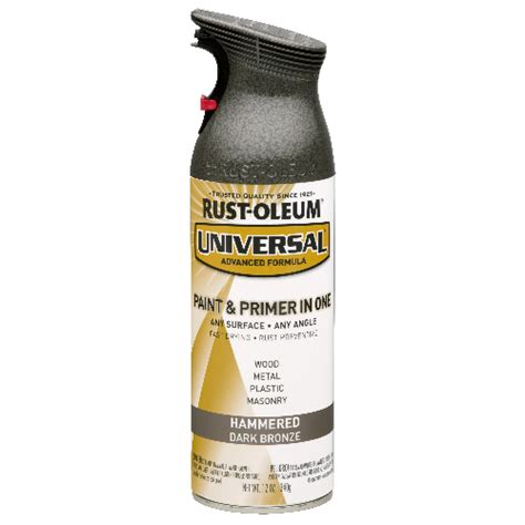 metallic spray paint primer rona