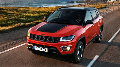 trailhawk jeep compass jeep compass trailhawk 2017 review by car magazine