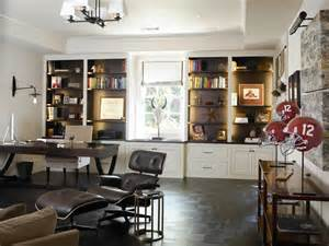 Eames Bookcase 33 Stylish And Dramatic Masculine Home Office Design Ideas