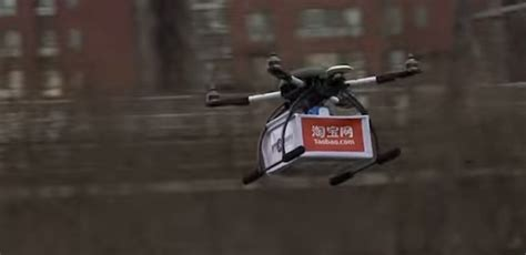alibaba drone package delivery the uav digest