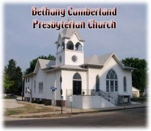history of the cumberland presbyterian church in illinois containing sketches of the ministers churches presbyteries and synods also a publication and education classic reprint books bethany cumberland presbyterian church moultrie
