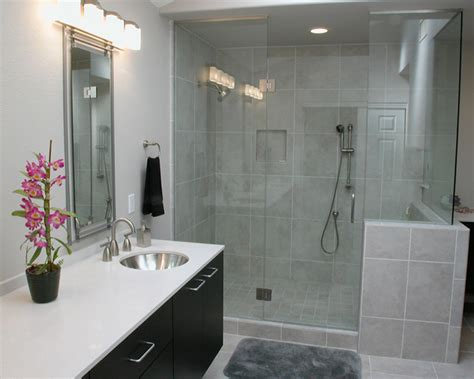4 Modern Ideas For Your 5 Ideas To Freshen Up Your Modern Shower Qm Drain Center Linear Shower Drains