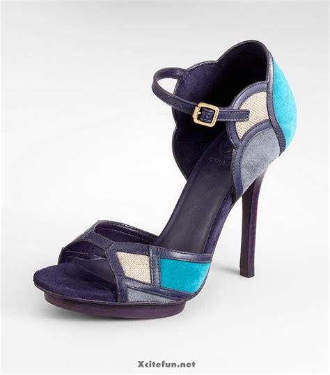 Sandal T Dua Gesper burch classic high heel summer sandals