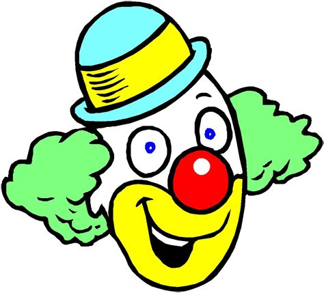 clown clipart clipart clipart clown animaatjes 353