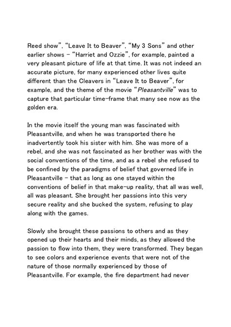 themes in the film pleasantville cosmic awareness 2011 05 what is keeping david icke alive