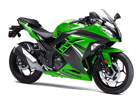 Kawasaki 300 Abs by Kawasaki Unwraps 2014 300 Abs Se Autoevolution