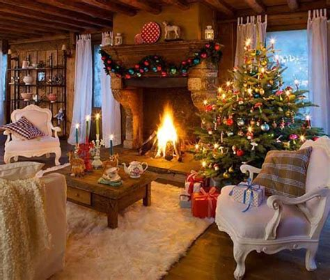 christmas room beautiful cozy christmas living room holiday