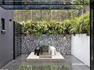 grand designs australia water tank house inside the black and white home in sydney that featured on grand designs daily mail