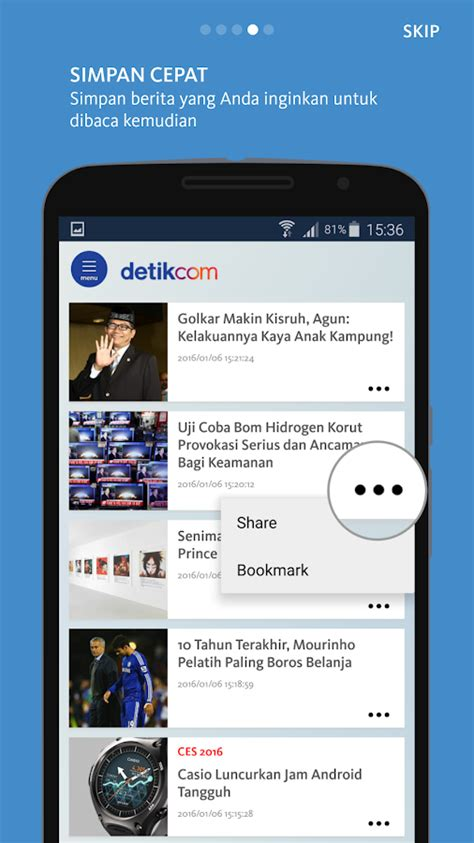 detikcom detiksport detikcom android apps on google play