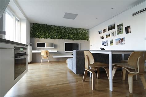 lavish apartment renovation showcases array space saving solutions