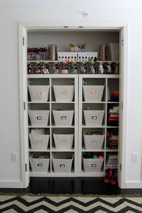No Closet Doors Without Doors Transitional Closet Neat Method
