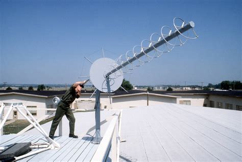 kind  antenna   spiral connected   reflector