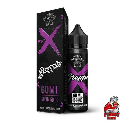 Liquid Juice Malaysia 60ml fcukin flava ffx morning grapple 60ml e liquid e juice original