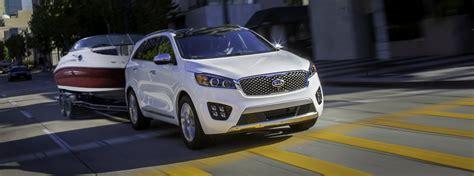 kia sorento towing reviews 2015 suv towing capacity chart autos post