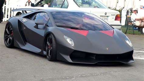 Lamborghini Youtube by Lamborghini Sesto Elemento Youtube