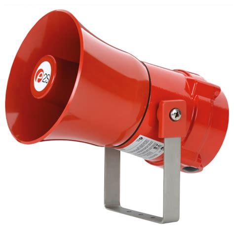 Alarm Sirine bexts110 explosion proof telephone initiated alarm horn 1