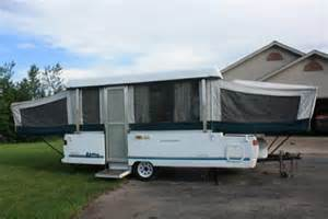 1996 coleman fleetwood sun valley pop up camper review