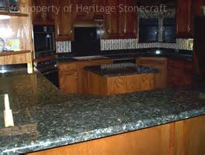 butterfly green countertop green granite kitchen t verde