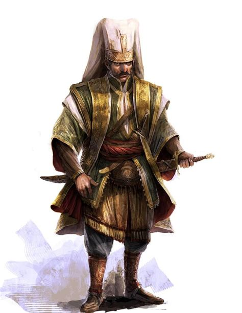 Janissaries Ottomans Ottoman Empire And Army Ottoman Soldier