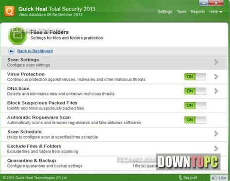 free download antivirus for pc quick heal full version quick heal total security 2013 free download life time is