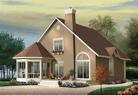 vacation cottage plans year vacation cottage 21566dr 1st floor master suite 2nd floor master suite cad