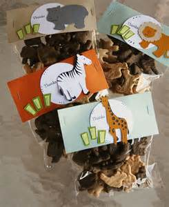 Zoo Favor Ideas by A Time Madagascar Themed Treat Goodie Bags