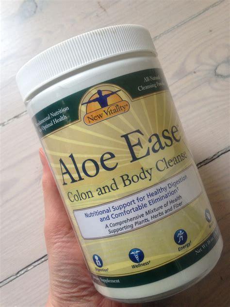 Ease Aloe Detox by V 229 Rst 228 Da Kroppen Hegestrand