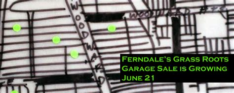 Garage Sales Oakland County by Ferndale S Grass Roots Garage Sale Is Growing June 21