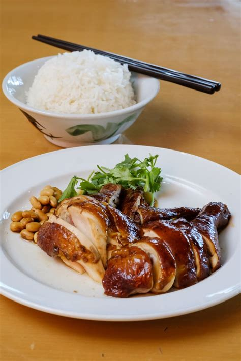Rice Pop Chicken now at fullerton hotel singapore s michelin starred soya sauce chicken rice pop up the peak