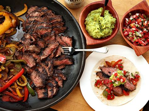 the food lab how to make the best fajitas serious eats