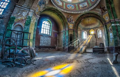 abandoned spaces anna mika s photography shows abandoned buildings before