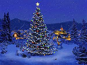 desktop my 3d christmas tree screensaver