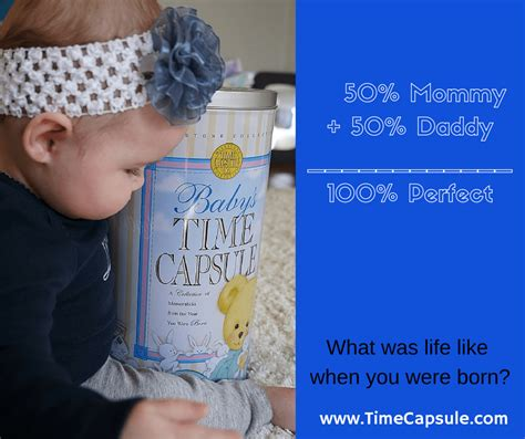 Sentimental Baby Shower Ideas sentimental baby shower gifts time capsule company