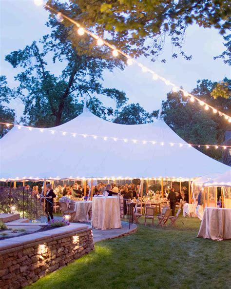 wedding lighting ideas outdoors outdoor wedding lighting ideas from celebrations