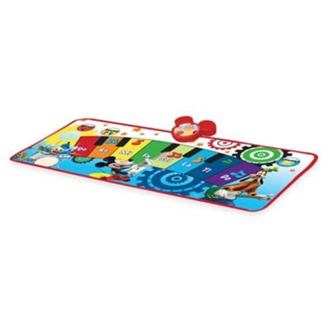 Disney Minnie Mouse Mat Electronic Piano - buy infant play mat from bed bath beyond