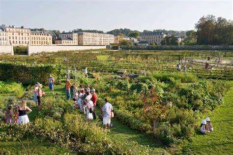 Kitchen Garden Versailles King S Vegetable Garden Of Versailles In