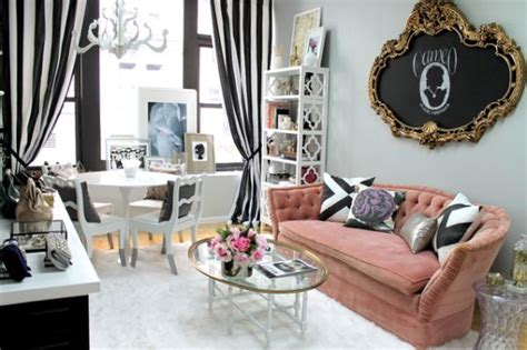 Pink And Black Paris Themed Bedroom - themed rooms beautiful parisian rooms