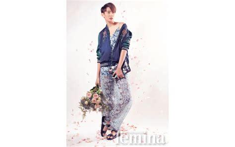 Kemeja Wanita Garis Bordir Bunga 3 pakaian motif bunga ini bikin anda til keren
