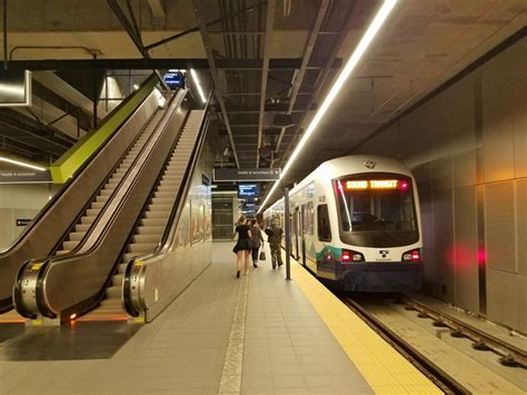 Metro Sound And Lighting by An Afternoon Road Trip Via King County Metro Sound