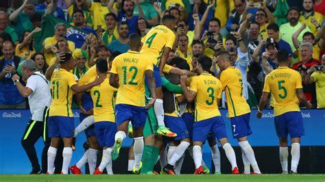 kết quả b 243 ng đ 225 nam olympic 2016 u23 brazil gi 224 nh tấm hcv