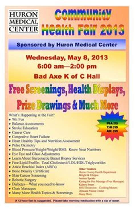 themes in medical education wellness fair activities and ideas health fair