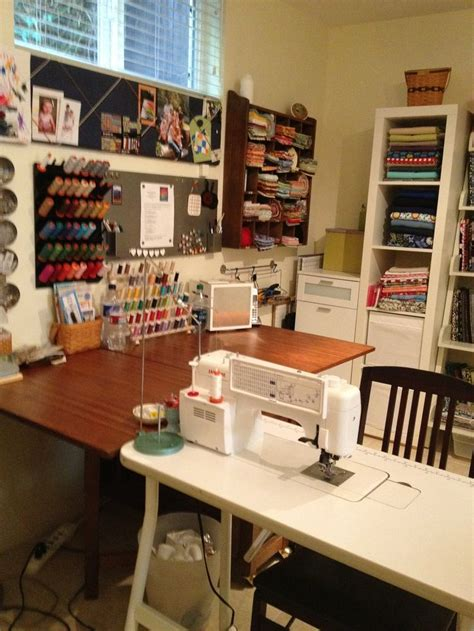 ikea sewing room ideas sewing room of the month art gallery fabrics the creative blog