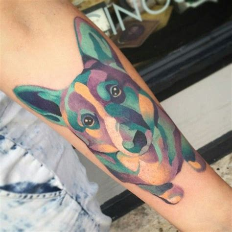 corgi tattoo 25 best ideas about corgi on how do