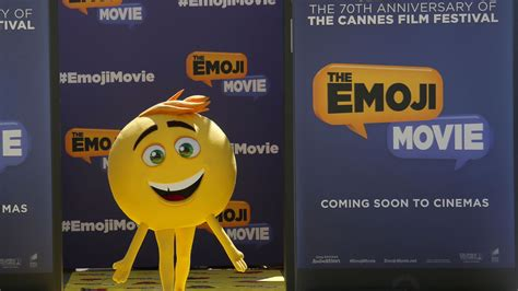 film trophy emoji razzie awards name the emoji movie worst film of 2017