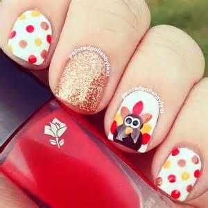 thanksgiving nails ideas fall nail art design ideas easyday