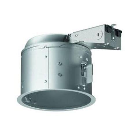 halo e26 6 in aluminum recessed lighting housing for
