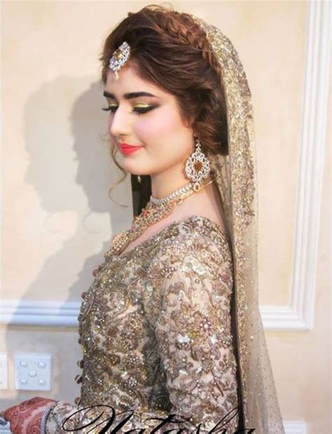 Hairstyles Pakistani Video | latest pakistani bridal wedding hairstyles trends 2018