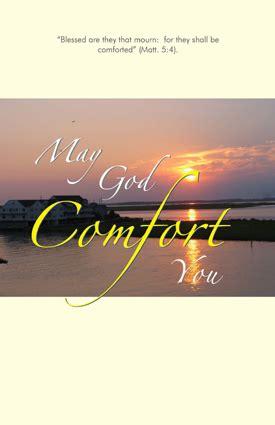 may god comfort you truglory greetings may god comfort you